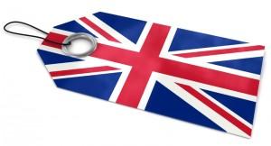 Hecho en el Reino Unido