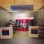 Stand Cirrus Research en SICUR
